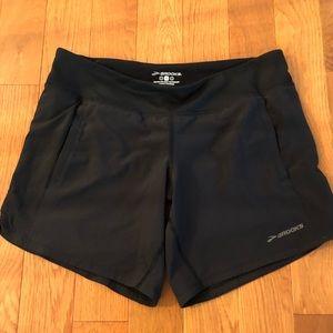 | Brooks | running shorts. Size M.